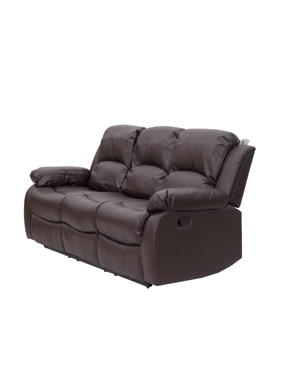 Super Athon Leather 3 2 Seater Recliner Sofa Set Brown Andrewgaddart Wooden Chair Designs For Living Room Andrewgaddartcom